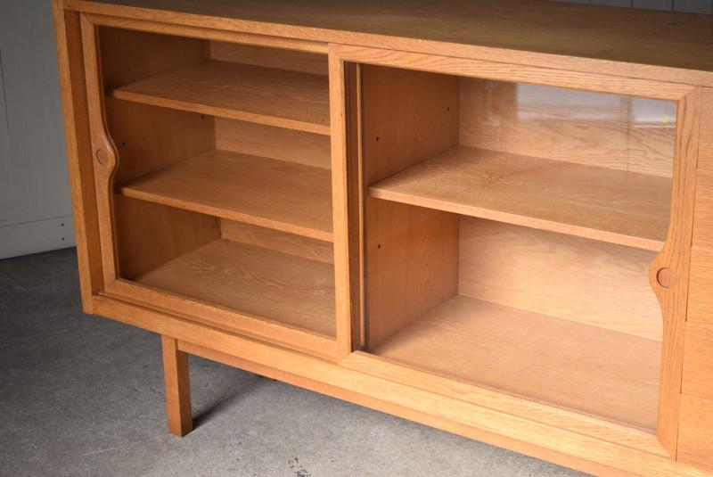 本棚としても,ラック,陳列棚,シェルフ,サイドボード,テレビボード,オーク材,北欧,デンマーク,ヴィンテージ,