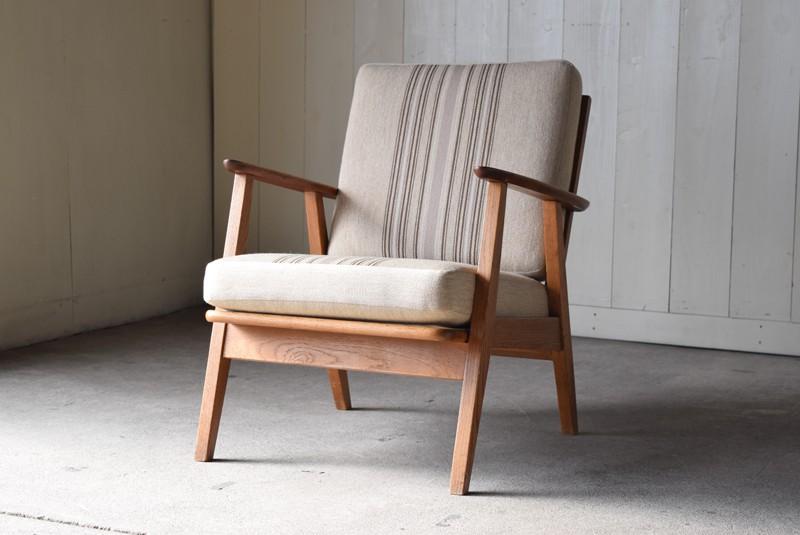 デンマーク家具,北欧家具,イージーチェア,ソファ,ビンテージ,チーク材,オーク材