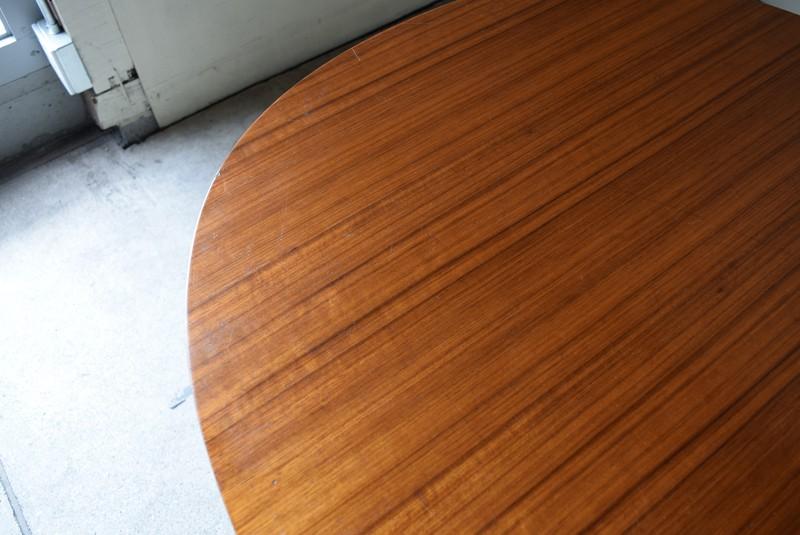 チーク材の天板,エクステンションテーブル,北欧, G-Plan, ダイニングテーブル,イルマリタピオヴァーラ
