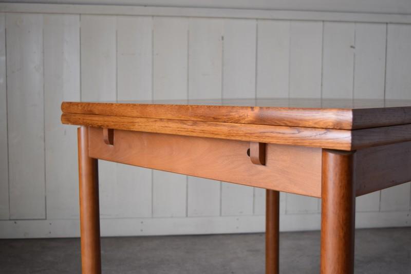 縁もきれいな木目,ヴィンテージ,カリモク,karimoku,テーブル,ダイニングテーブル,エクステンションテーブル