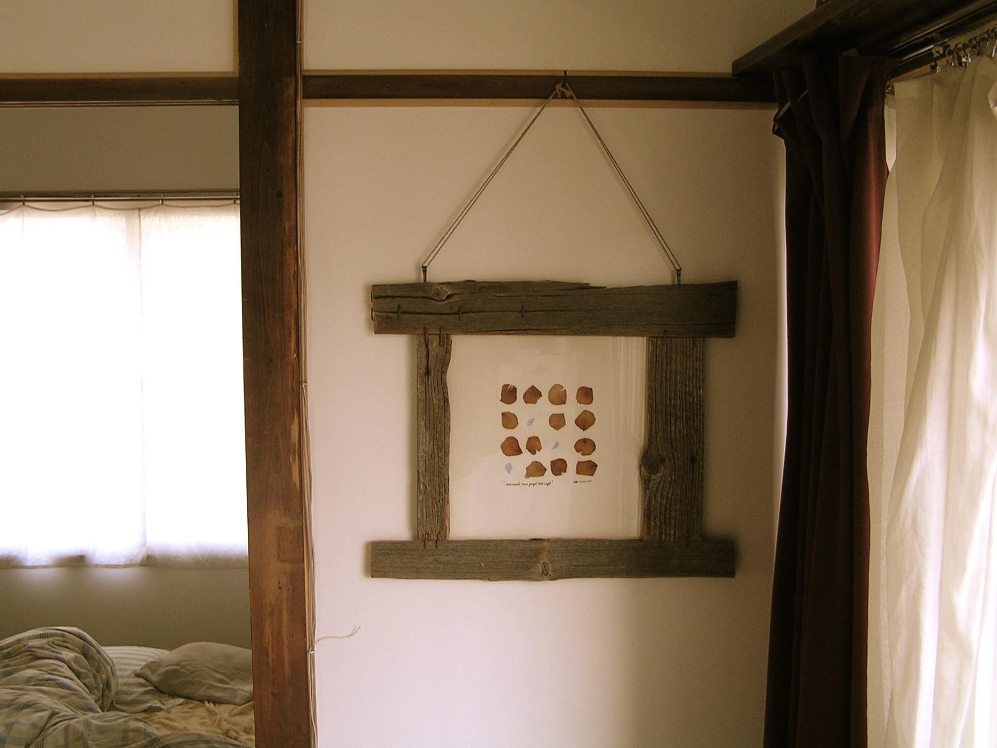 アンティークフレーム,額,手づくり,壁掛け
