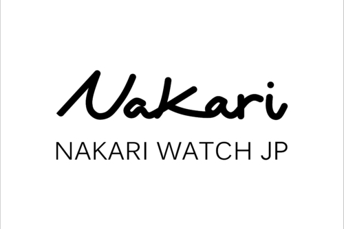 LIFE story No.3 【 NAKARI WATCH JP 】