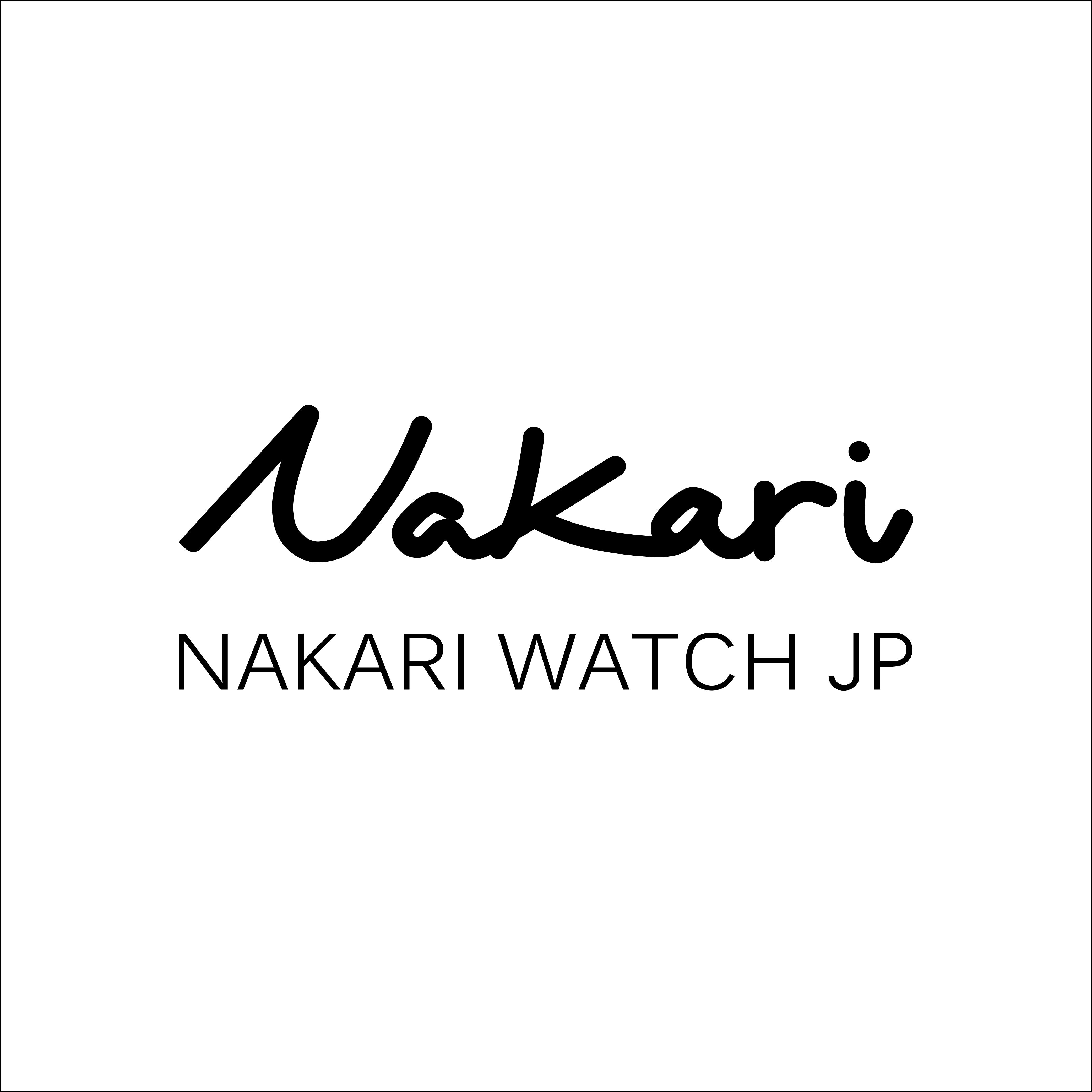LIFE story No.3 【 NAKARI WATCH JP 】
