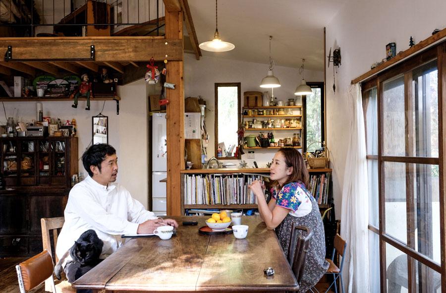 食べたり見たり聞いたりして、喜んで帰ってもらう事が一番の喜びですと麻奈美さん。
